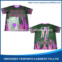 Custom printed t shirts for ladies