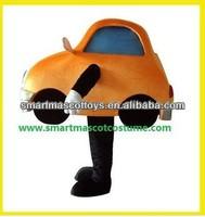 adult car mascot costumes