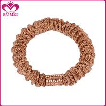 Hot sale coffee crochet hair accessories for men