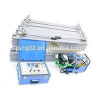 belt conveyor joint machine