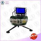 electronic coin play online 4d simulator racing car driving shooting gun video maximum tune arcade game machine for kids