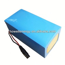 High discharge rate 72V 20Ah lifepo4 battery packs for electric motorcycle