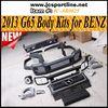2013 New ABS Car Bumper,G65 Body Kits for BENZ G65 G55 G500 W463 Auto Bodykits