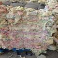 mixed sucata de plástico por rebond esponja de espuma