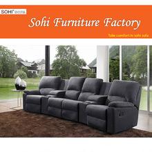 cinema style sofa with wonderful covering, cool cinema sofa