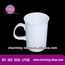 white ceramic large mug cups