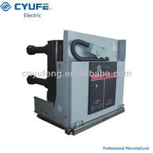 Parts of vacuum circuit breaker in switchgear