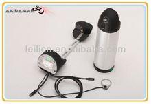 2014 newest electric bike usb battery tube type