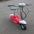 2 roues debout scooter électrique 350W36V électrique trotinette electrique
