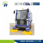 S2000 road sweeper truck vacuum cleaning truck