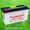 12V100AH Super Long Life Dry Charged Lead Acid Battery/Regenerator N100