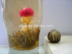 flower tea/flowering tea/tea flowers