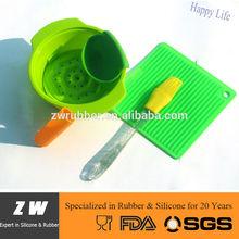 ZW FDA LFGB smart silicone kitchenware