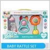 Most Popular Interesting Rocking Rattle Set Plastic Baby Toy