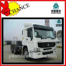 Howo tractor truck factory supply reasonable price from world brand SINOTRUK