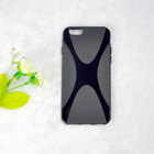 Wholesale X shape Mobile Phone Cover for iPhone 6