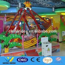 Zhengzhou Win Win amusement park ride pirate ship for sale