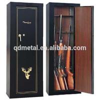 Hot sale metal gun cabinet storage gun safe locker with one door