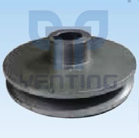 PULLEY FOR BELT DRIVEN WATER PUMP