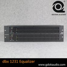 dbx 1231 Dual Channel 31 Band Karaoke Equalizer