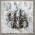 original de alta qualidade novo design quadro abstrato pintura a óleo