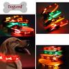 2014 new styles Safety LED pet collar Flashing nylon LED dog collar