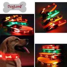 2015 Best Selling Dog Leash,Waterproof LED Pet Dog Leash,Hot Sale LED Used Dog Training Collar