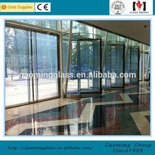 Gao Ming splendid UV blocking electric sliding glass door