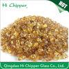 Hichipper broken brown glass aggregate