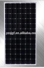 mono efficient 200watt solar panels