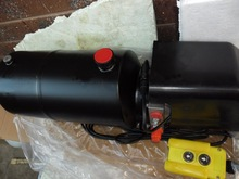 DC12V Single Acting or Double Acting Hydraulic Power Pack For Tipper Trailer
