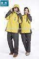 Capa de la chaqueta de esquí OEM abrigo de esquí impermeable mujeres de la capa transpirable chaqueta de lluvia