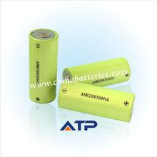 Wholesale 26550 lifepo4 battery pack / 12v 100ah lifepo4 battery pack