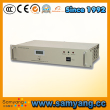 Switching DC 48V power supply module with 2U 19 inch rack mount