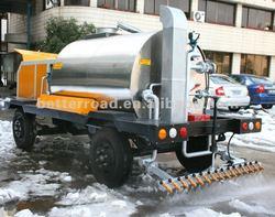 2.5m3 Tank Capacity Trailer Asphalt/Bitumen Asphalt distributor