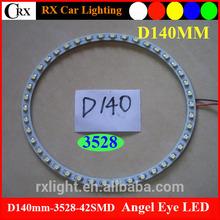 42SMD LED angel eyes lighting FOR BMW E36/E38/E39/E46projector/E46 non-projector