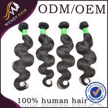 Wendy Top Sale Most Fashionable Long Life Brazilian Virgin Hair Body Wave 3 Pcs Lot