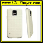 Mesh mobile phone case tpu for samsung s5 galaxy I9600 G900