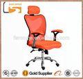 Yüksek son yüksek- geri ergonor turuncu kaliteli ofis koltuğu parça koltuk