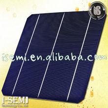 5 inch mono solar cell A grade