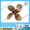 5 blade marine propeller for ship