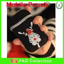 New design in 2014 Neoprene Cell Phone Sleeve