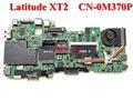 Venta al por mayor cn- 0m370p para dell latitude m370p xt2 1.4 ghz. Original del ordenador portátil notebook tablero principal de la placa base 100% de trabajo perfecto