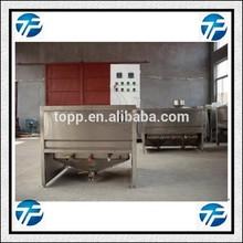 Fıstık fındık ve patates kızartması kızartma makinesi(- elle besleme)