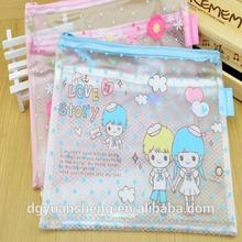 fancy multifuctional mesh pencil pouch wholesale