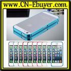 New Design 0.7 mm metal frame Bumper Cover aluminium case for iPhone 5 5s