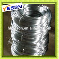 Galvanized iron wire buyer