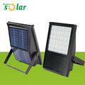 Energia solare lampada spot luce di inondazione di sicurezza con rilevatore di movimento pir jr-pb001 7w