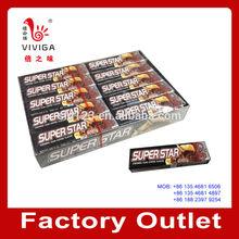 Coffee Flavor Five Stick Super Star Chewing Gum