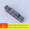 Qualidade mgmn 2mm, 2.5mm, 3mm, 4mm, 5mm inserir carboneto de ferramentas de corte